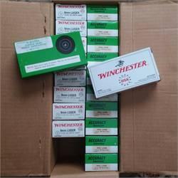 Trade 9mm luger ammunition for primers