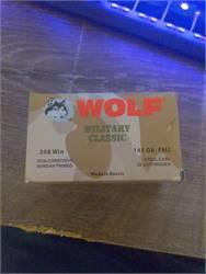 .308 win Wolf