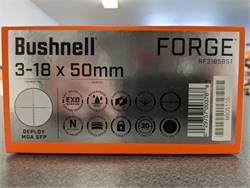 Bushnell Forge 3x18-50 Riflescope MPN RF3185BS1