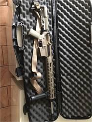 Aero Precision AR15 Rifle