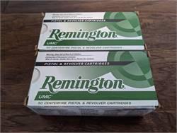 357 Magnum, 125 grain, JSP, Remington