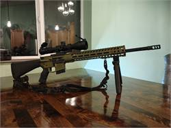 6.5 Grendel high quality build with ammo, sale or trade