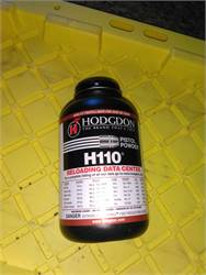 Hodgdon H110 one pound of unopened powder - trade for RL33