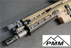 FN SCAR 16/17S M-LOK and QD upgrade conversion, FDE, Parker Mountain Machine