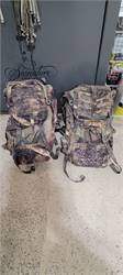 Two Eberle stalk team elk pack's